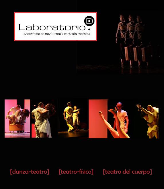Laboratorio puntod / Teatro del Cuerpo - Teatro Físico