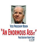 "Despite his regular gaffes, the White House still considers VP Biden ""an enormous asset."""
