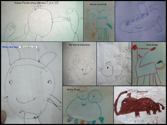 Chinmayee's Past Drawings