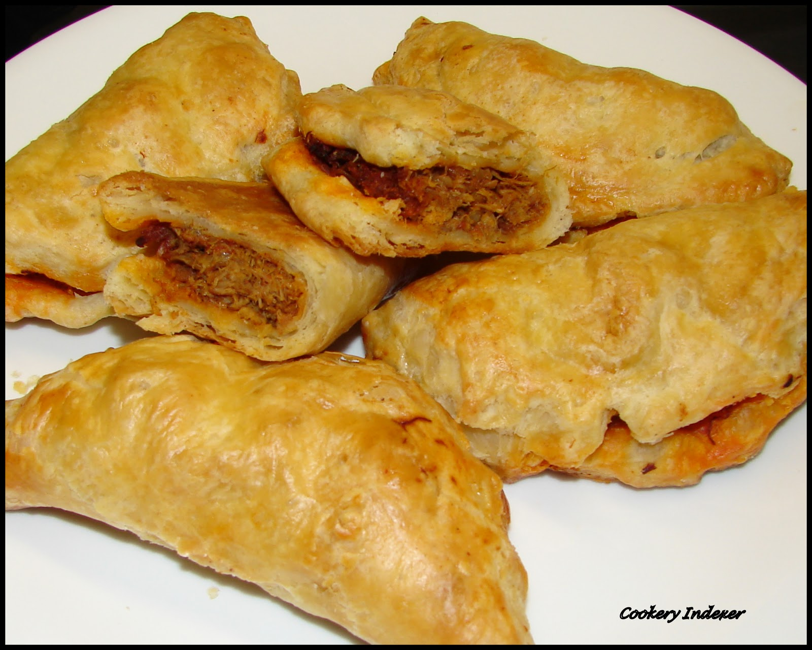 picture Cheddar Curry Puffs