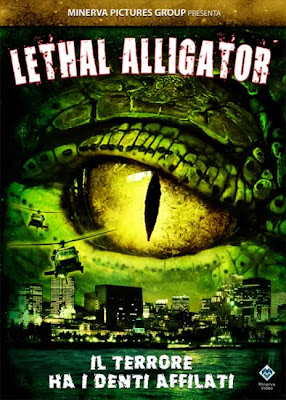 Locandina Lethal alligator streaming film