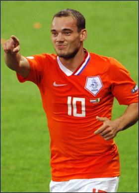 Wesley Sneijder WM 2010