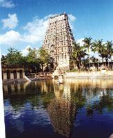 Dhanu Rashi : Sri Mayuranathar Temple - Mayiladuthurai