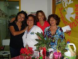Gorete, Ana Maria, Clotilde e Zélia...
