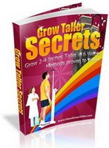 How I Grow Taller Secrets
