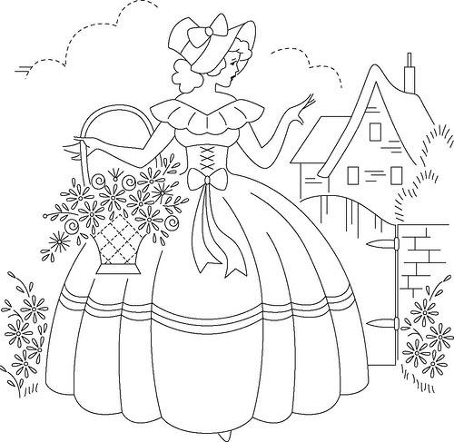 Free Embroidery Design, Free Celebration Design, Free Flower