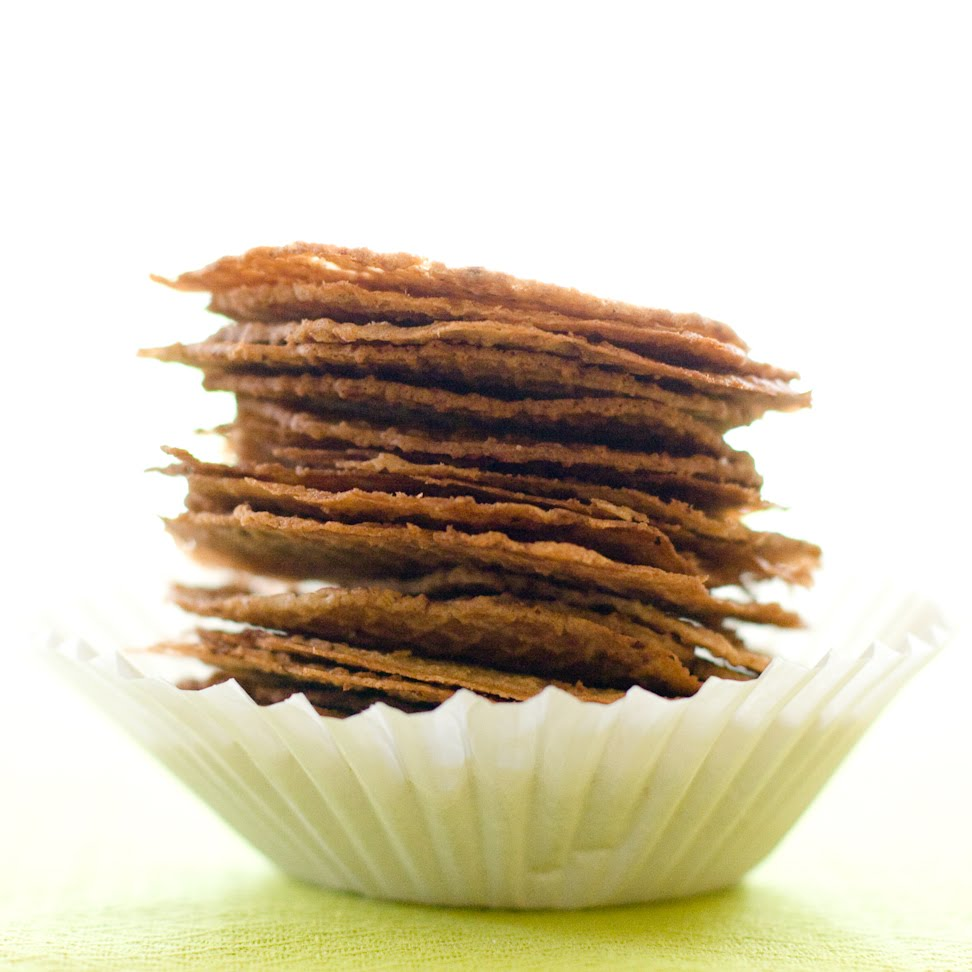 Chocolate Wafers – Paper Thin and Totally Addictive | Cupcake Project
