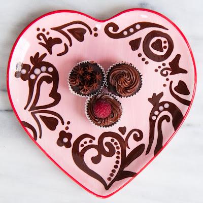valentine cupcakes. The Perfect Valentine#39;s Day
