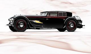Kereta Vintage James Haefner [26 Gamba]