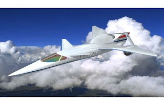 Supersonic business jet - Quiet Supersonic Transport [ 10 Gambo ]