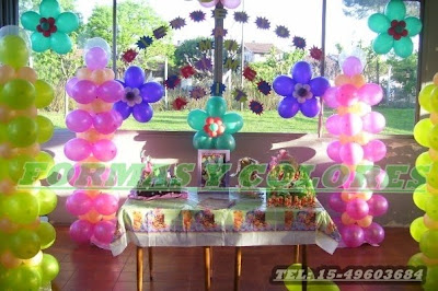 Ornamentaci n con globos imagui Ornamentacion con globos