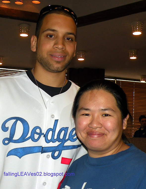 James Loney and me