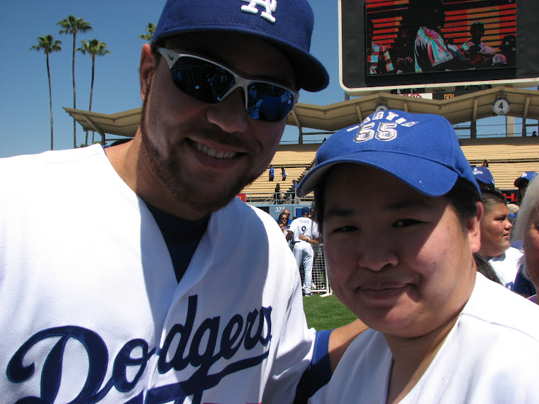 Russell Martin and me