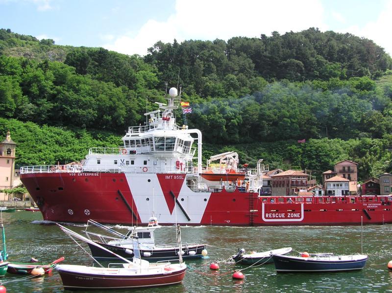 Gran Buque Insignia Rescue Zone