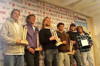 """Ben Skinner é o """"rei do Estoril"""" e campeão europeu de Longboard 09"""