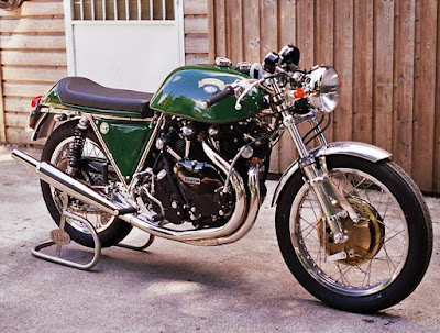 EGLI VINCENT MOTORCYCLES