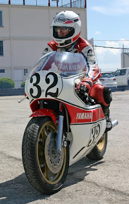 YAMAHA CLASSIC RACING TEAM, JARAMA 2010