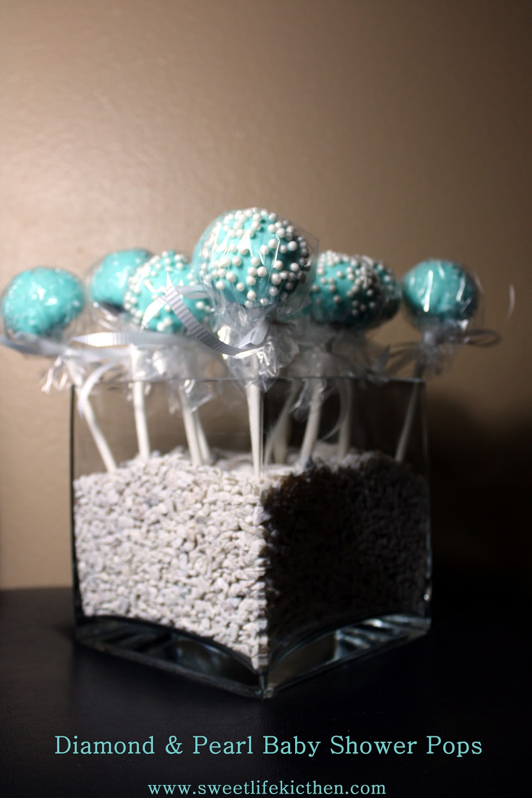 Cake Pop Ideas For Baby Shower : Sweet Life Kitchen: Baby Shower Cake Pops