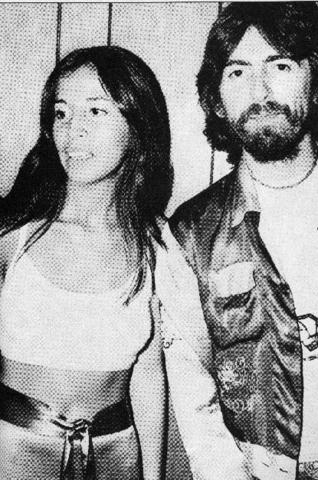 Olivia Arias Met George Harrison In The Mid 70s While Working At AM Records Where Happened To Have A Recording Contract