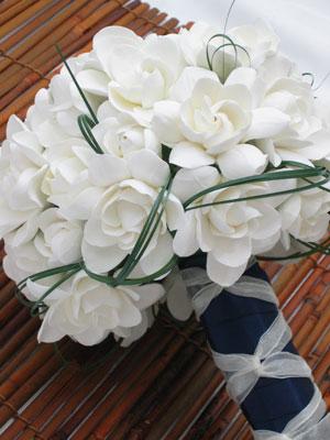 Gardenias, el perfume del amor.