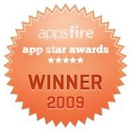 AppsFire App Star WINNER