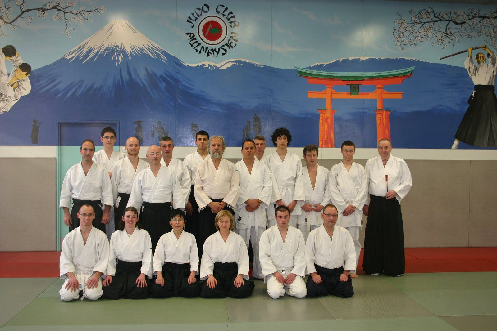 club aikido aulnay sous bois