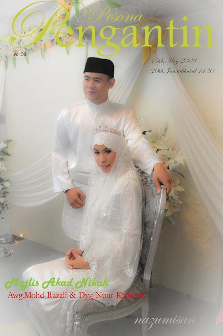 Mohd Razali&Nuur Khairina