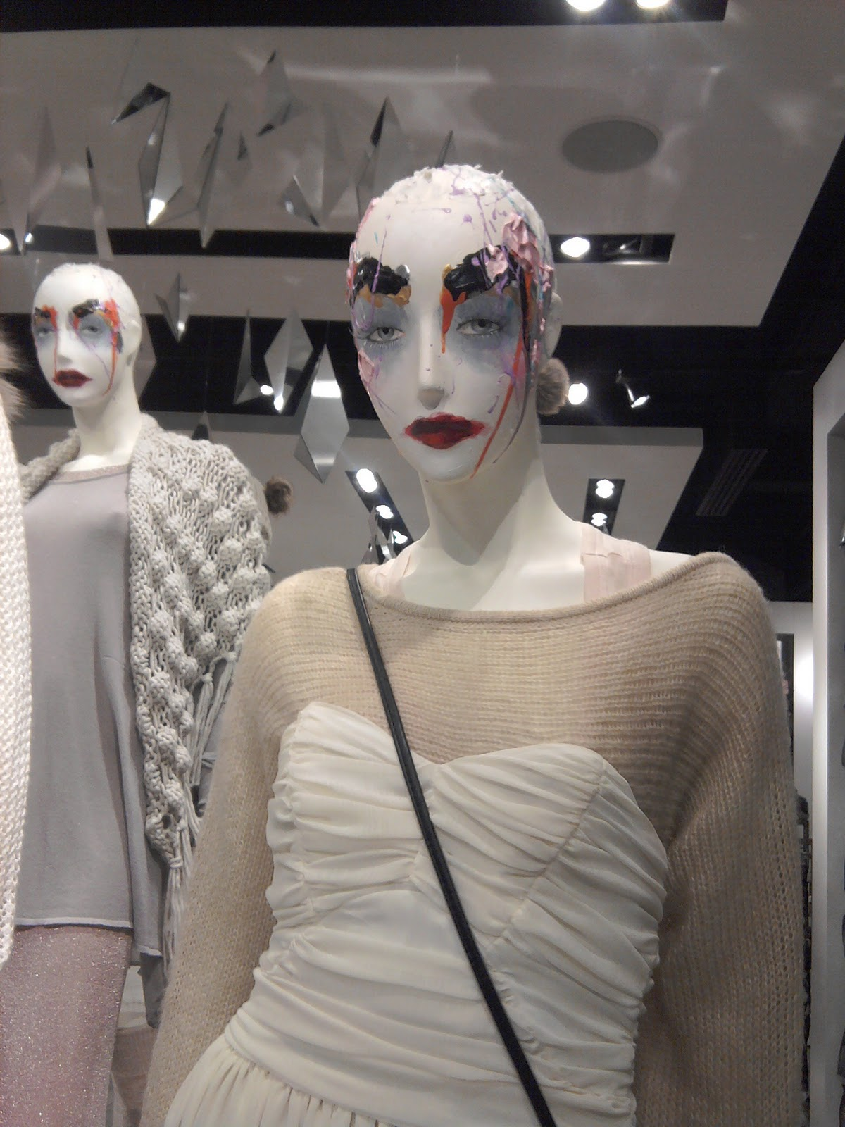 """topshop is one of the biggest british fashion stores """"uk retailers that are succeeding have a very strong, differentiated brand  in  1988, marks & spencer, britain's largest clothing retailer, paid."""