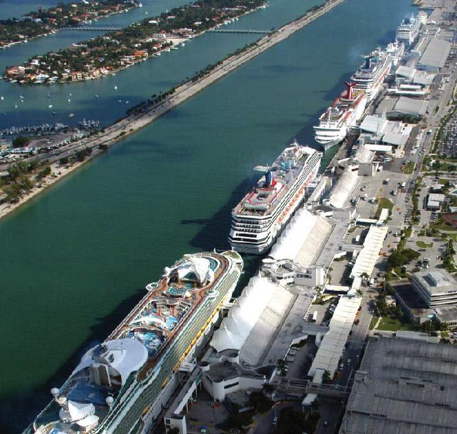 Port Of Miami Cruise Lines