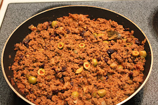 Lindaraxa: The Classic Cuban Picadillo