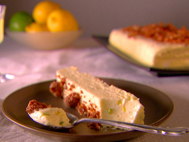 Lemon Semifreddo Recipe — Dishmaps