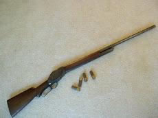 Winchester Model 1901 10 Gauge