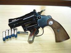 2.5'' Colt Diamondback .38 Special