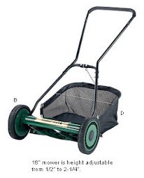 The reel mower: everything old is new again