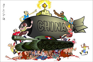 >(From China with blood of Burma, Tibet & All Over …)