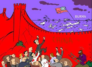 >Cartoon BiRuMar – For Whom the Bell Toll