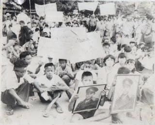 >8888 – 20 Years , 1989 Burma Martyrs Day