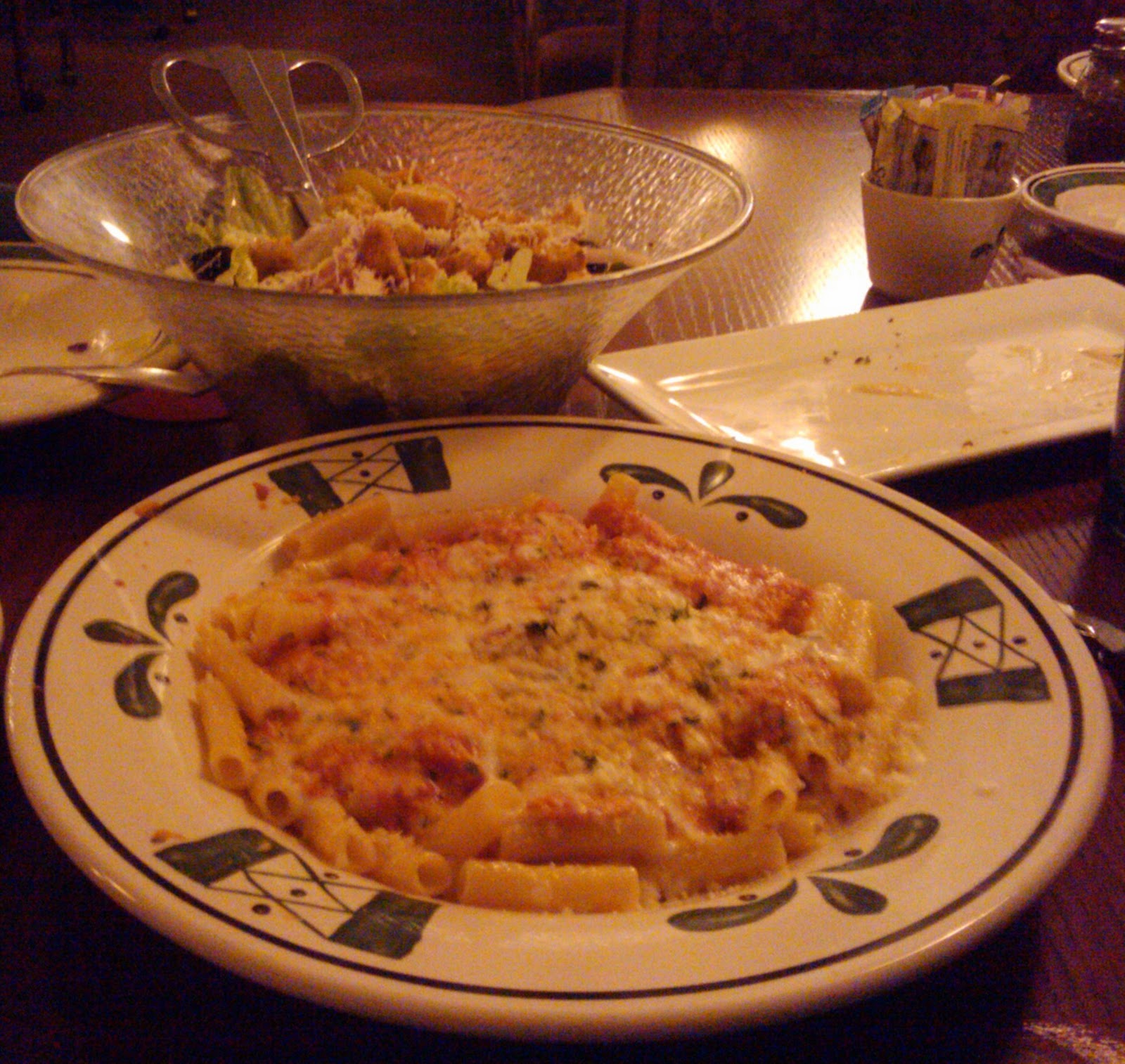 My Life in Food: Pasta