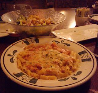Olive Garden Five Chee...