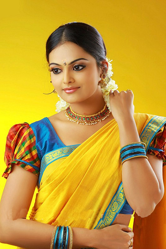 Vishnupriyahot malayalam new faceTV anchorcute snapssexy in saree outfithot exclusive gallery gallery pictures