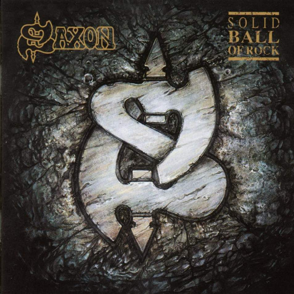 Saxon - Rock The Nations