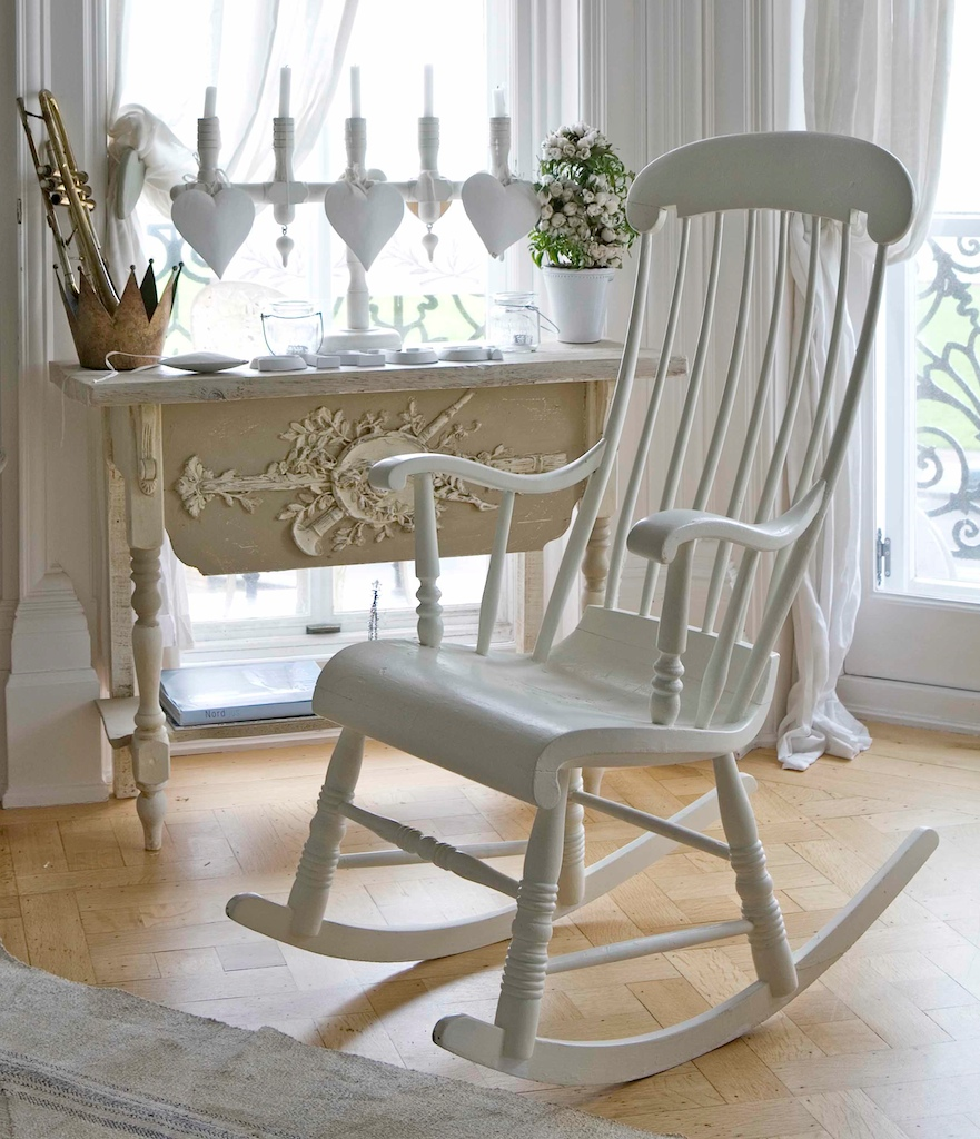 Home decoration id by carole c dans un rocking chair - Rocking chair but ...