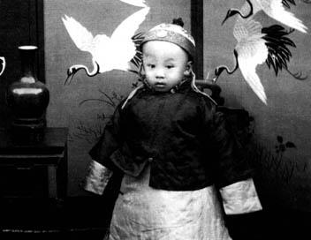 impératrice chinoise tseu hi