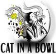 :: cat in a bowl ::