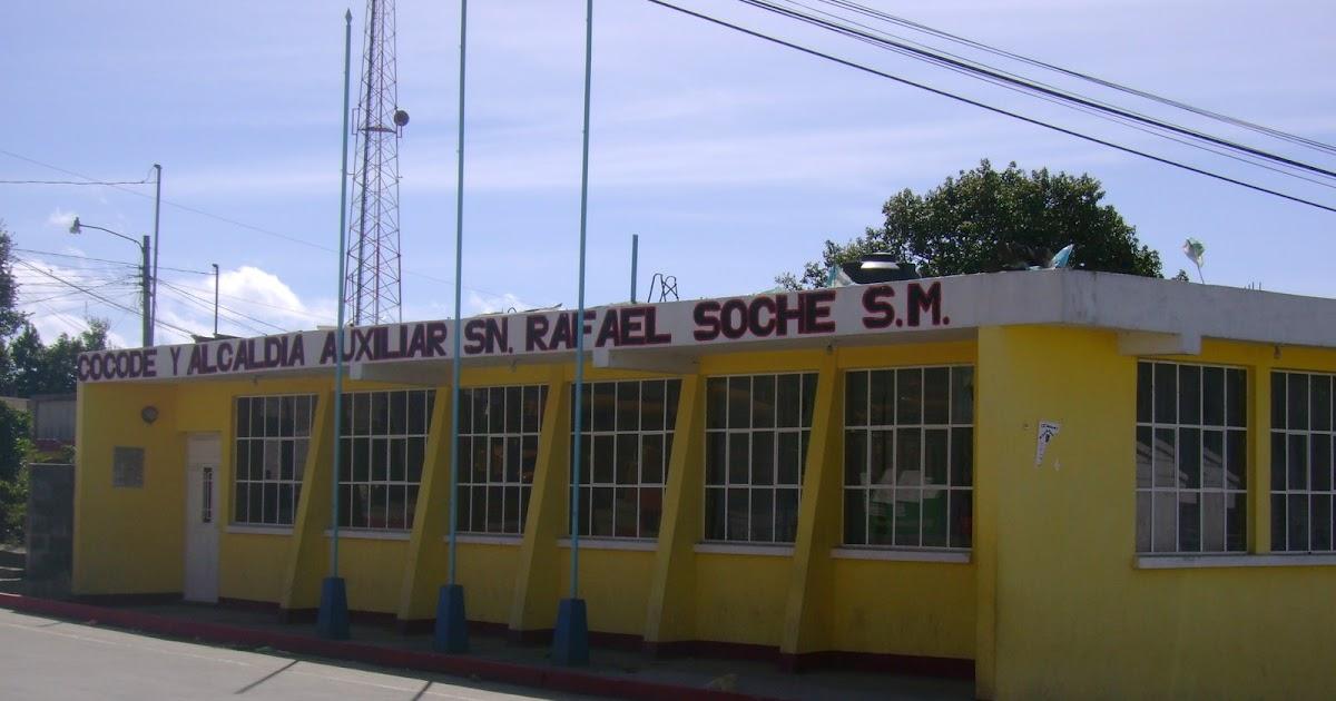 orgullosodeSanRafaelSoche: San Rafael Soche, San Marcos