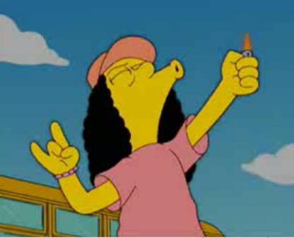 Justin Bieber canta con Los Simpson