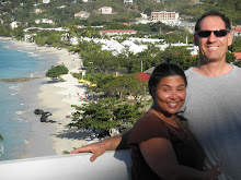 Our Grenada Hosts:  Ricky & Alexandra Eszlinger