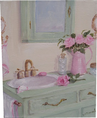 Originals by gail tony mccormack 2009 08 23 for Peinture shabby chic