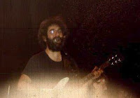 Jerry Garcia October 3, 1976