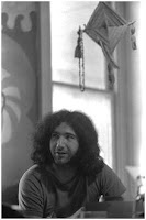 Jerry Garcia 1967 at 710 haight